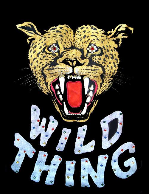 1b839611 Wild Thing T-shirt